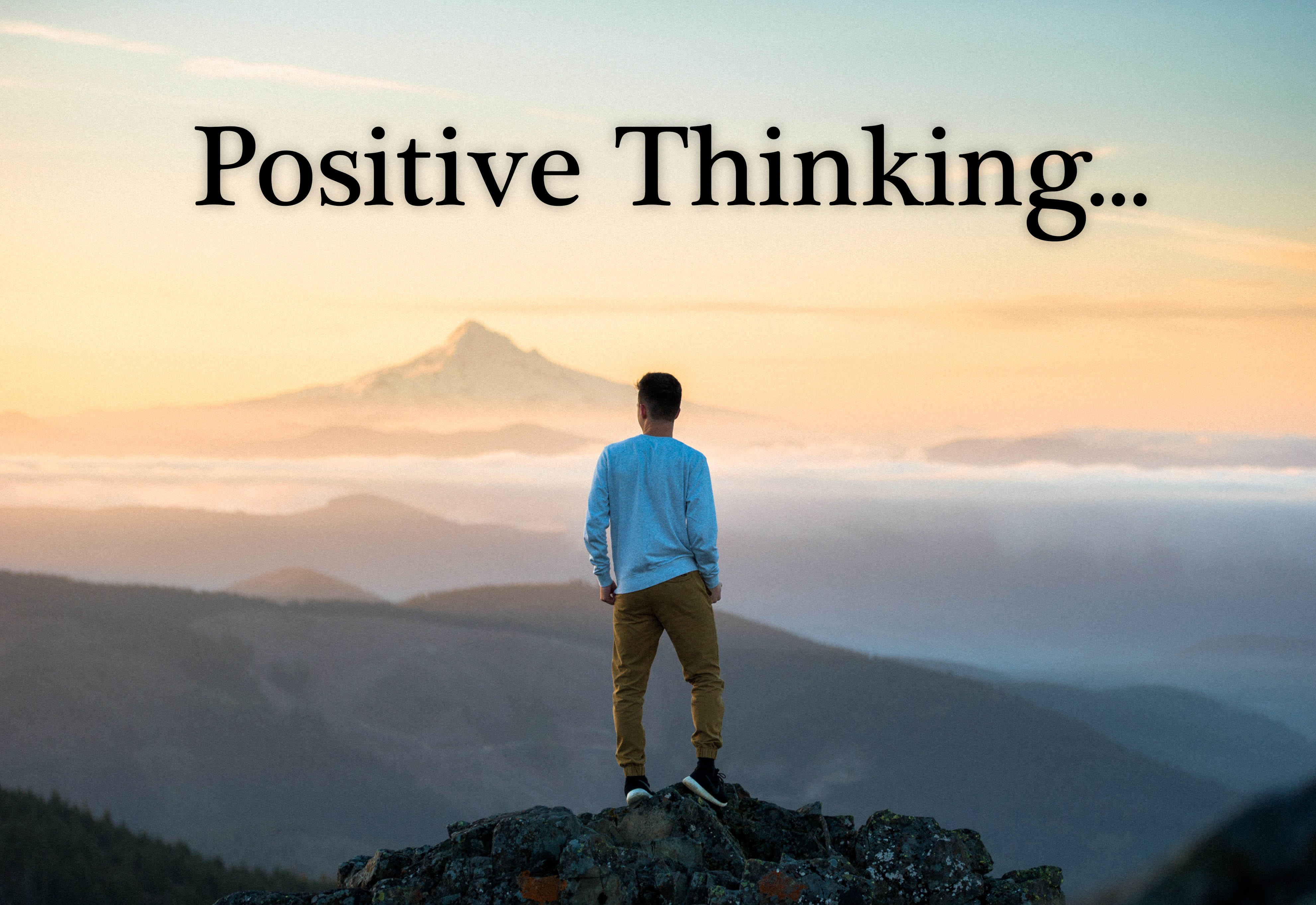 10 Examples Where The Power Of Positive Thinking Kicks Ass Growth Evolution Development