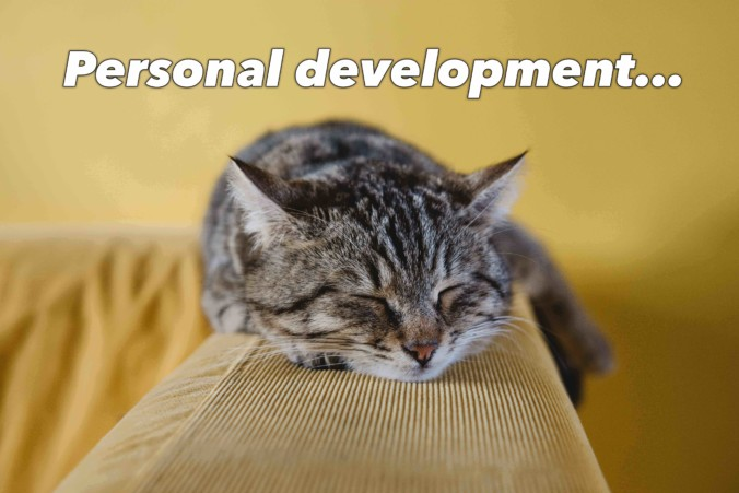 personal development 5